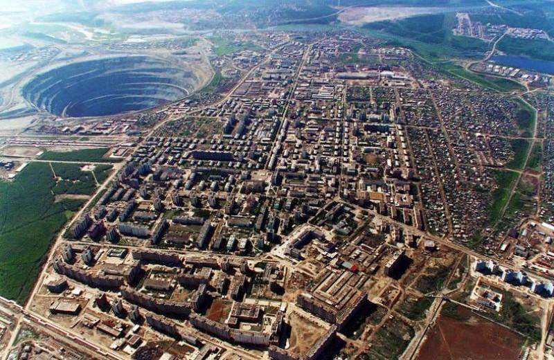 Το Norilsk είναι η μοναδική πόλη στον κόσμο χωρίς δέντρα