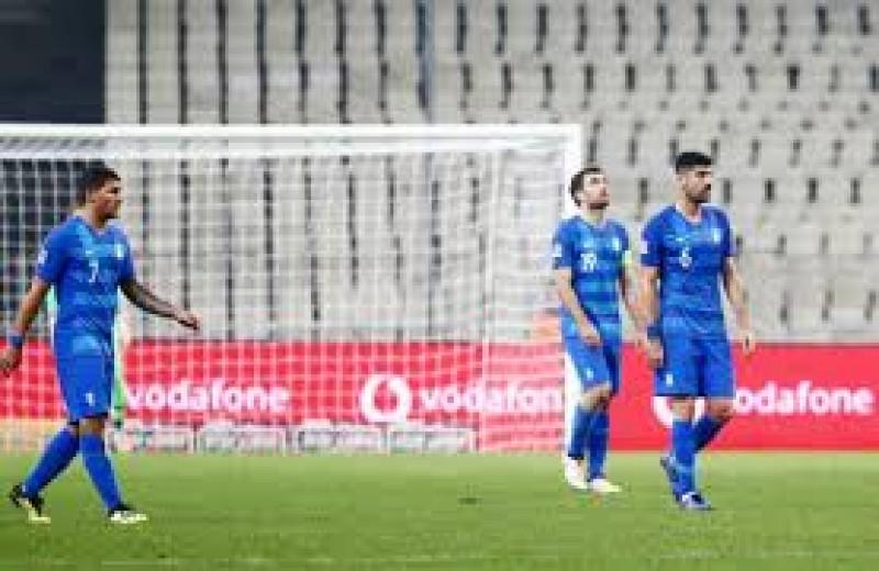 Ήττα (0-1) η Εθνική ομάδα στο ΟΑΚΑ από την Εσθονία