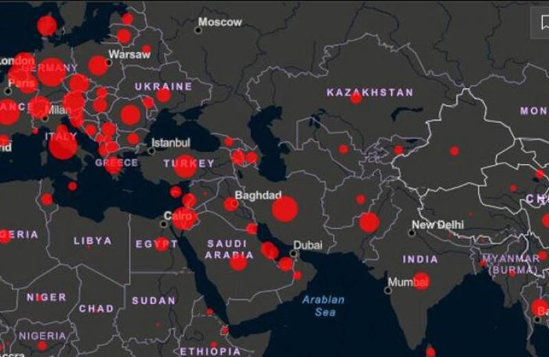 Κορονοϊός στον κόσμο – Σχεδόν 36.000 άνθρωποι έχουν πεθάνει