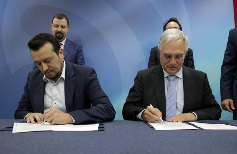 Συμφωνία για την επέκταση παραμονής της έδρας του Οργανισμού ENISA  στην Ελλάδα
